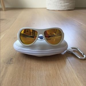 Babiator Polarized Aviator sunglasses. Age 0-2